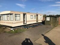 2 bed mobile home for rent in walsoken Wisbech £450pcm no dss