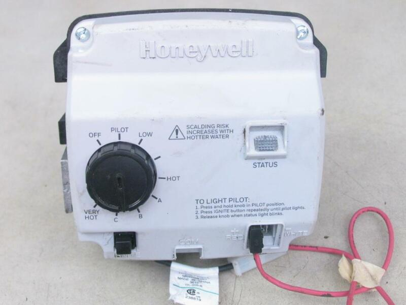 "Honeywell WV8840A1007 Water Heater Valve Control 222-52907-01 4.0"" W.C 1/2 PSI"