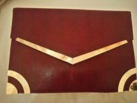Maroon New Look Clutch Bag - Never Used