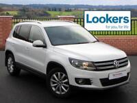 Volkswagen Tiguan MATCH TDI BLUEMOTION TECH 4MOTION DSG (white) 2014-11-25