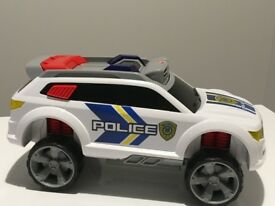 Toy Police Car With Light & Sound Toy Emergency Vehicle