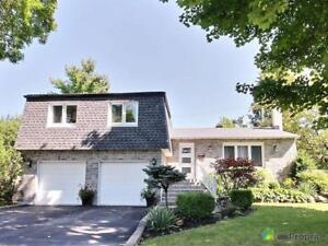 689 000$ - Maison à paliers multiples à vendre