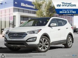 2015 Hyundai Santa Fe Limited Navi *Saddle Leather