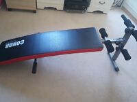 Conor Sports Folding Sit Up AB Bench