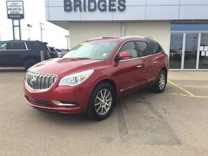 2014 Buick Leather **One Owner SUV with all the toy's**