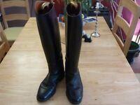 RIDING BOOTS Cavallo Size 4 narrow leg £50