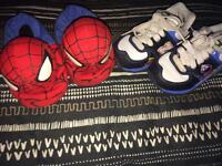 Travel system,trainers,toddler mattress