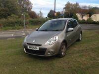 10/10 RENAULT CLIO 1.1 i-MUSIC 3DR (CAT D)