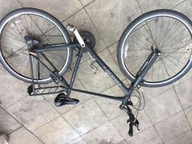 "28"" 700mm thin wheel extreme light aluminum electric disk brake road hybrid bike GT speci"