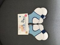 baby boy sock ons 0-6 months