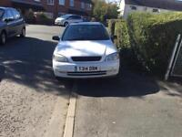 VAUXHALL ASTRA 1.6 1999 120,000 MILES GREAT CAR