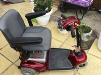 * MOBILITY SCOOTER FOR SALE *