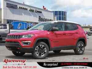 2018 Jeep Compass Trailhawk | SUNROOF | NAV | BEATS SOUND |
