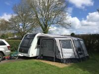 Vango Kalari 520 Air Awning Nearly New with extras