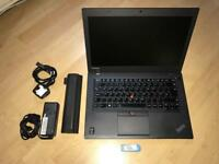 LENOVO T450 i5 8GB 240 GB SSD Laptop