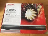 Toshiba upscaling dvd player