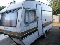 Abbey Acclaim 514 4 berth caravan