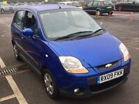 2009 Chevrolet Matiz 1.0 SE 5 door, 2 YEARS WARRANTY like mica polo corsa amica yaris 107 206