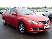 2010 mazda 6 1.8 petrol with only 52000 miles, motd march 2018 excellent example