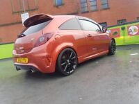 2012 Corsa vxr nurburgring edition fully loaded low miles