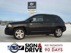 2008 Jeep Compass Sport/North 4WD *Heated Seats*