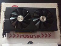 AMD Sapphire Nitro+ RX 480 4GB Graphics Card