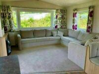 Long term ownership £398 per month , 3 bedroom double glazed static caravan used