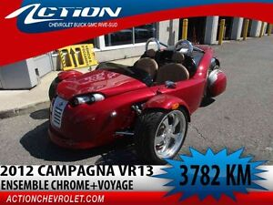 2012 Campagna Motors V13R GROUPE CHROME