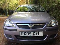 Vauxhall Corsa 2005 AUTOMATIC-36000Miles-Excellent condition