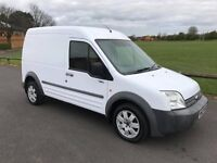 Ford Transit Connect T230 L90 LWB High Top 2007 Very Good Condition, no vat
