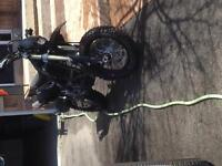 Drz Supermoto trade for truck