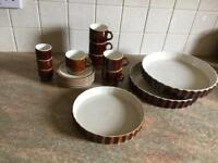 Poole Pottery Chestnut in as new condition.