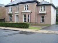 Two bed flat to rent on Auchingramont Road