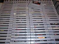 Vintage NES SNES N64 PS1 PS3 Game Boy More @ Rhoda's Flea Market