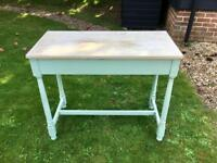 Shabby chic hall/side table