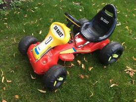 Electric battery Go-kart