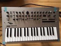 Korg minilogue polyphonic analogue synth brand new
