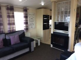 Crimdon Dene 8 berth caravan to let
