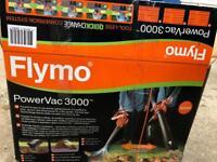 Flymo Corded Vac