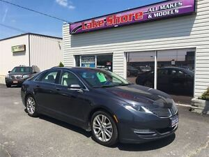 2013 Lincoln MKZ Hybrid LEATHER SEATS HEATED SEATS VOICE COMMAND