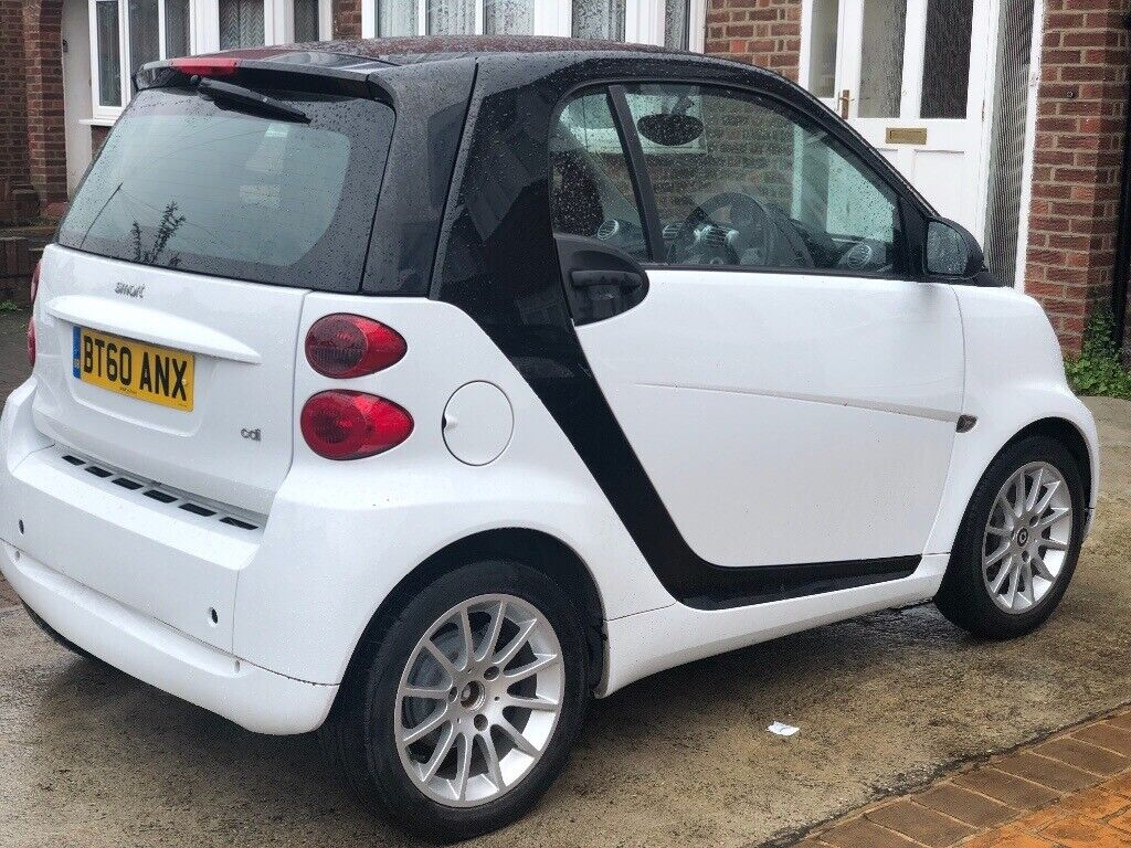 Smart Car Fortwo Very Low Mileage