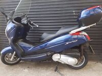 honda s wing 125 only 2 owner