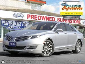 2014 Lincoln MKZ -