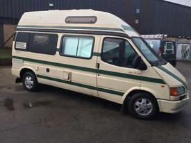 FORD TRANSIT 2.5 TD DUETTO 2 BERTH AUTOSLEEPER CAMPER