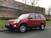 2006 Honda Cr-V 2.2 i-CDTi Sport Station Wagon Diese lManual SUV 5dr Estate CRV