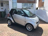 Smart Fortwo Coupe Passion, Auto (2010)