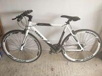 Hybrid Teman road bike