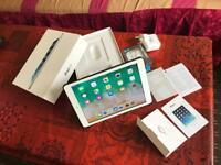 Apple iPad Air 1st gen massive 128GB 4G worldwide UNLOCKED mint 10/10 cond boxed no offers