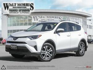 2017 Toyota RAV4 LE: NO ACCIDENTS, LOCALLY OWNED, ONE OWNER