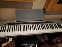 Casio Privia PX-110 with stool - Excellent Condition